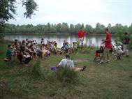 Детский лагерь Десна-2011, 09-30.07.2011