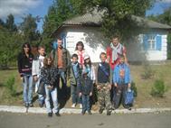 Музей в с. Пирогово, 25.09.2011