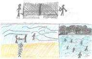 Десна-2011. Отзывы детей в рисунках