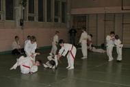Детская аттестация на 3-1 Кю, 23.12.2011