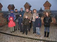 Семинар и экскурсия в Луцке, 25.12.2011