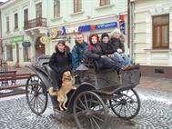 Экскурсия в Черновцы, 04.03.2012