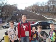 Экскурсия в Одессу, 25.03.2012