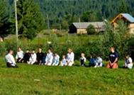 Семинар в Карпатах, 14-19.08.2012