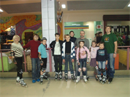 Планетарий + Роллердром, 02 и 09.12.2012