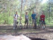 Велопробег, 09.05.2013
