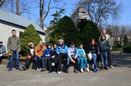 Ботанический сад им. А.В.Фомина, 23.03.14
