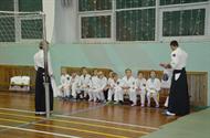 Аттестация в гимназии биотехнологий №177, 11.12.14