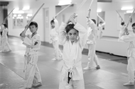 Детская тренировка в АйкиЦентре, 06.11.2015