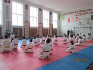 Детский семинар Айкидо в Николаеве, 27.02.16