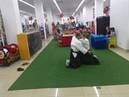 """Показательное выступление в ТРЦ """"Дарынок"""", 28.08.16"""