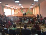 Презентации в дет.садиках Дарницкого района, 6-10.02.17
