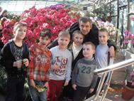 Ботанический сад, 25.02.17