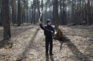 Поход в лес, 05.03.17